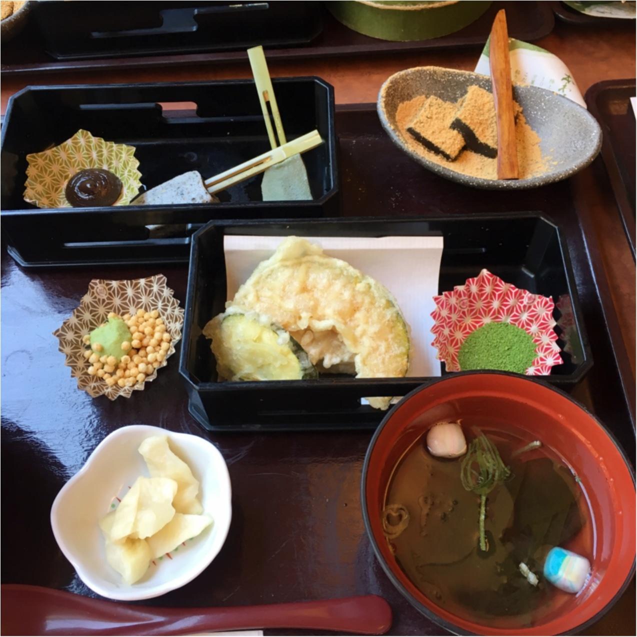お豆腐好きな女子必見♪ 京都で美味しい豆腐料理が食べられるお店♡_5