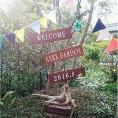 """結婚式を挙げた式場で""""キャンプ""""をテーマとした『WELCOME BACK PARTY』が開催されました!!結婚式のアイデアとしても魅力満載!(443 まゆ"""