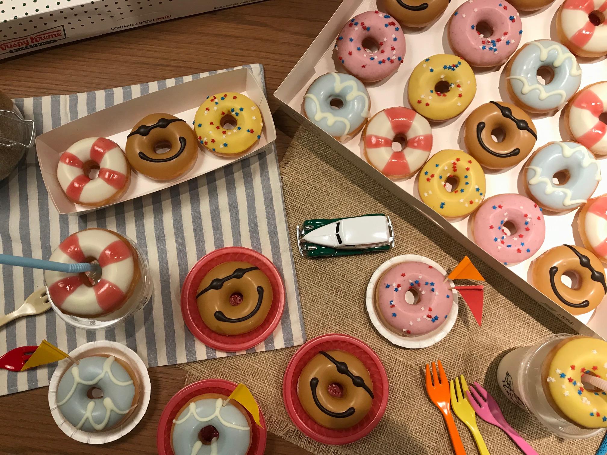 『クリスピー・クリーム・ドーナツ』新作は、チョコミントやベリーパイ☆記事Photo Gallery_1_4
