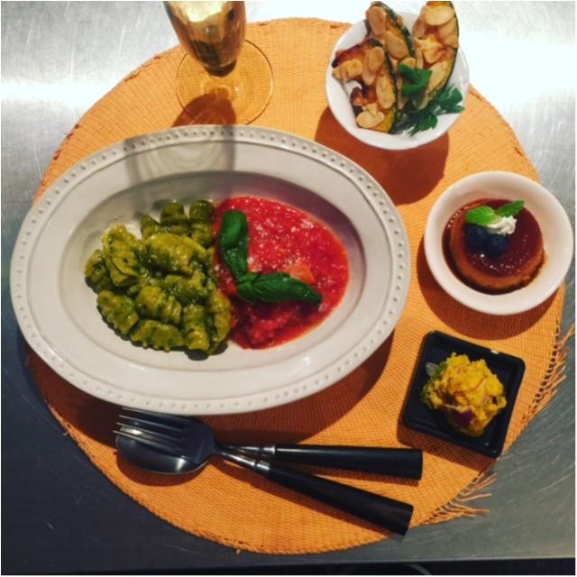 【料理教室】ハロウィンを意識したメニュー!!_1