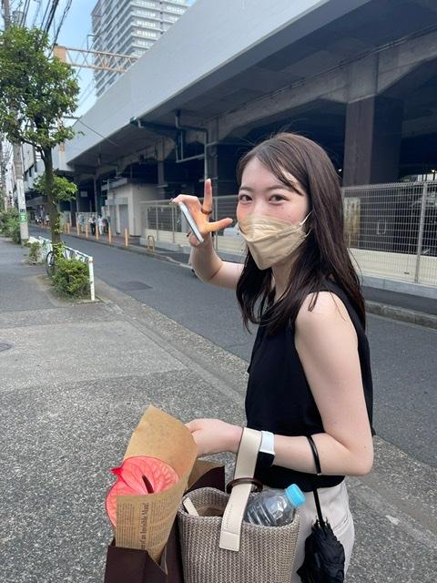 今話題のお花屋さん HANANONAに行ってきました☺︎★【渋谷区】_4