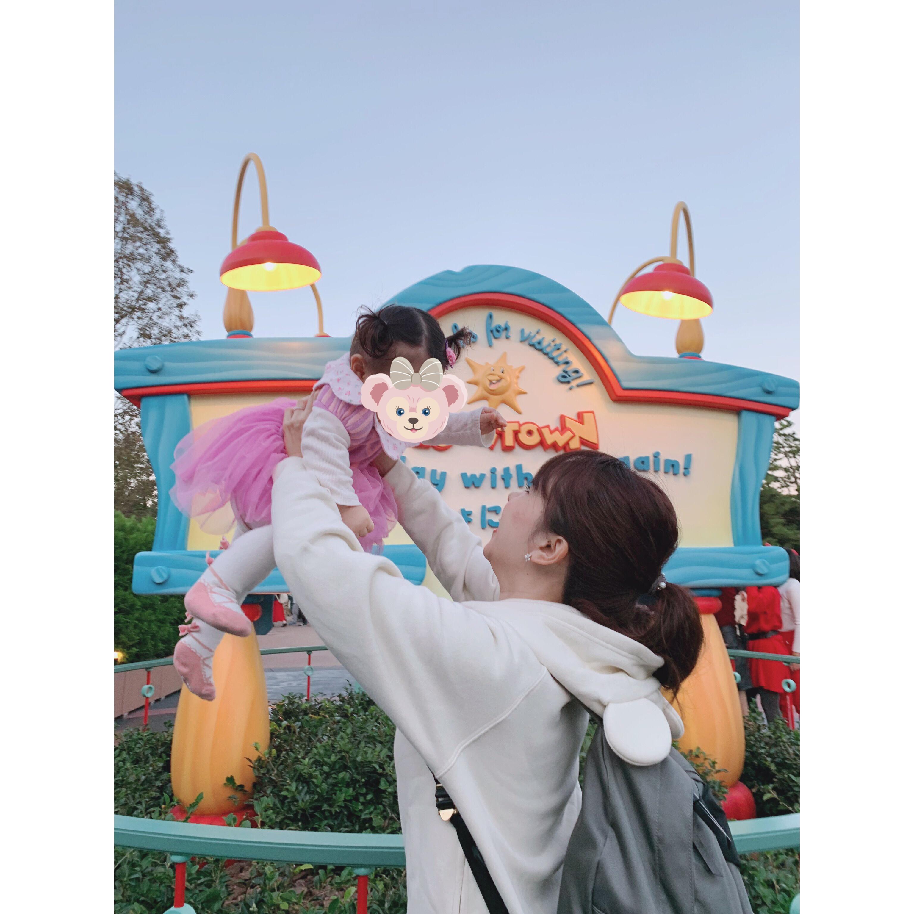 【ディズニー】親子さんぽ♡vol.1_1