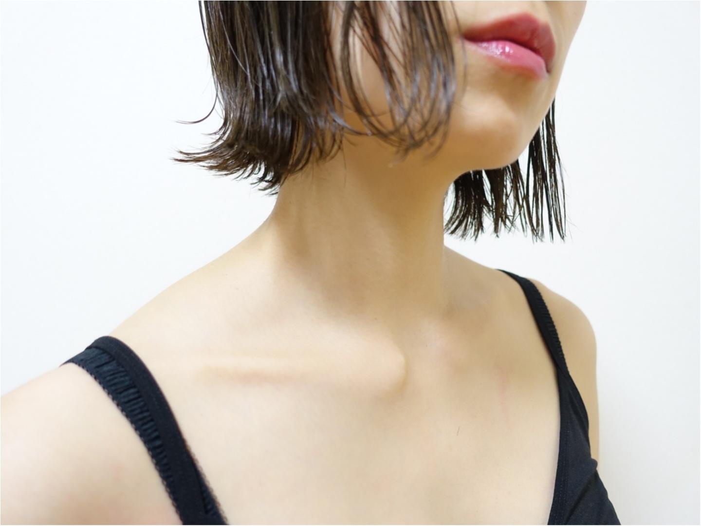 ★【夏髪】k.e.yで流行りのボブ、夏仕様に仕上げてもらいました!やっぱりスタイリング剤は肌にも髪にも優しいコレがオススメなんだって!_2