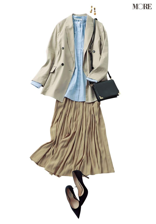春のジャケットコーデ特集 - 20代向け好印象なレディースコーディネートまとめ | 2020年版_20
