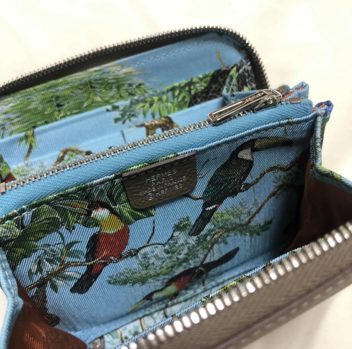 【20代女子の愛用財布】『エルメス』のコンパクト財布が人と被らない♡_3