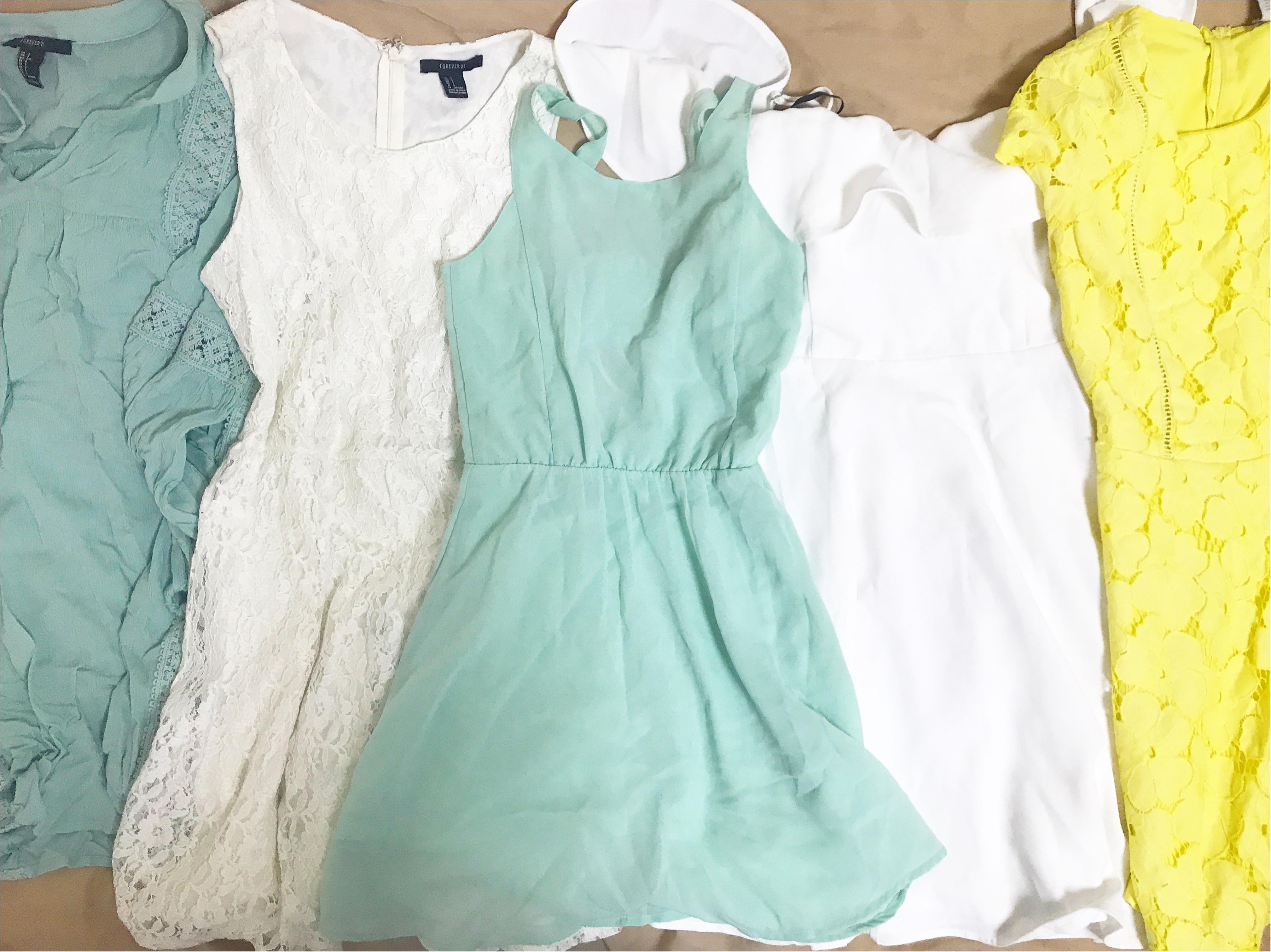 【Fashion】夏ワンピこそ海外ブランド!ヘルシー可愛いはココでGET♡_1