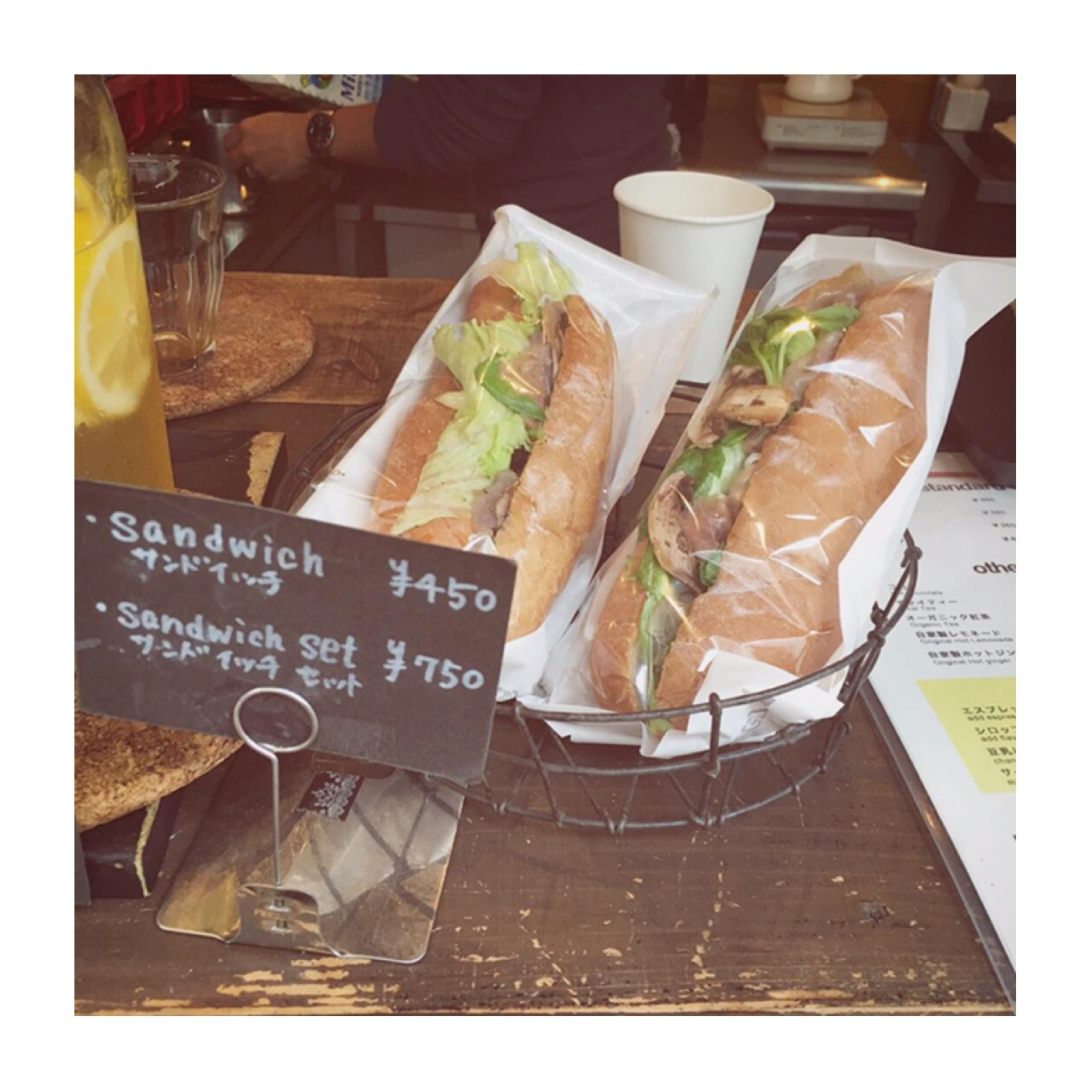 #15【#cafestagram】❤️:《東京•蔵前》身体にやさしいコーヒーを飲みに『SOL'S COFFEE』へ☻_3