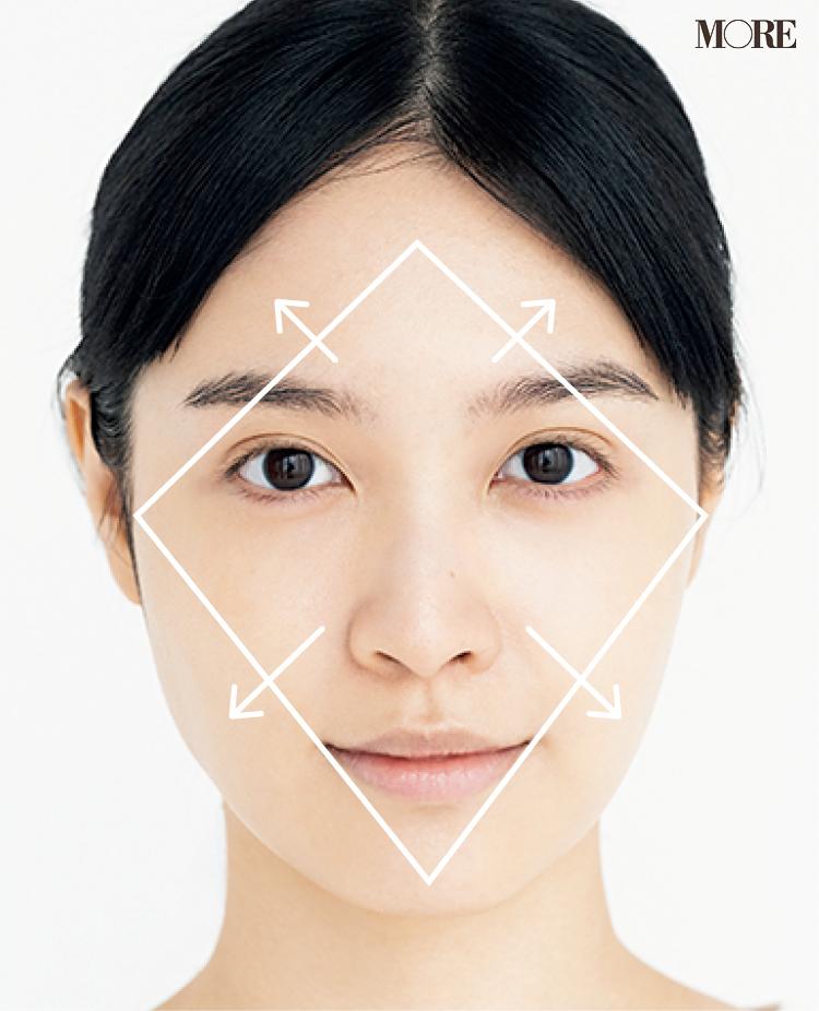 お仕立て肌のつくり方1