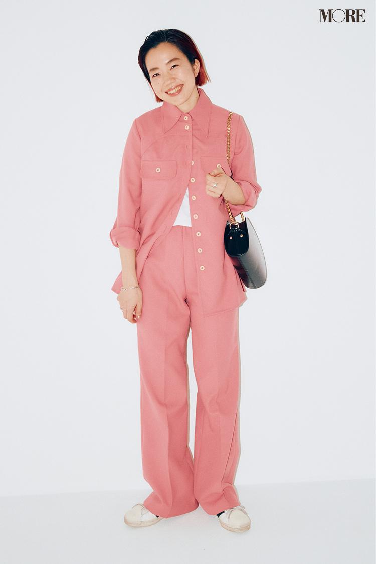スタイリスト高野麻子さんの私服スタイル