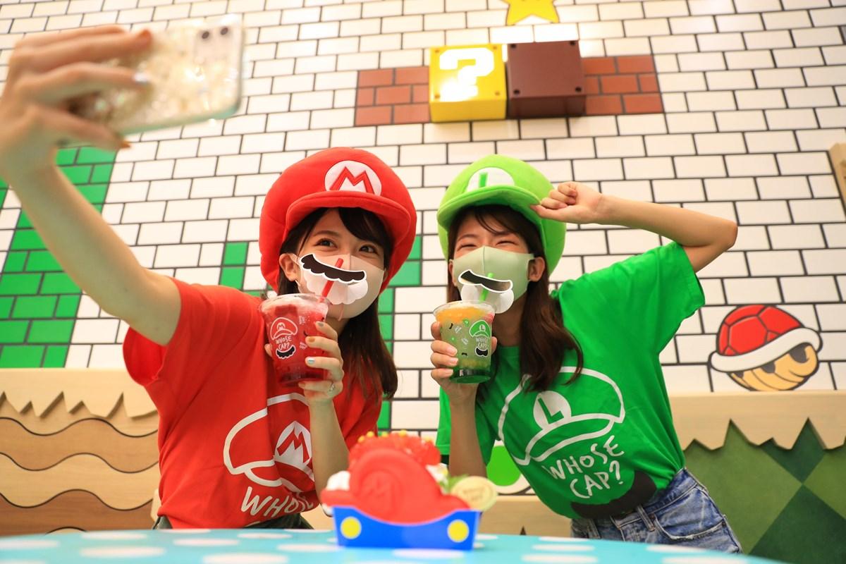 【ユニバ マリオ おすすめグッズ】「Tシャツ」。USJ、『ユニバーサル・スタジオ・ジャパン』の新エリア「スーパー・ニンテンドー・ワールド」がオープン