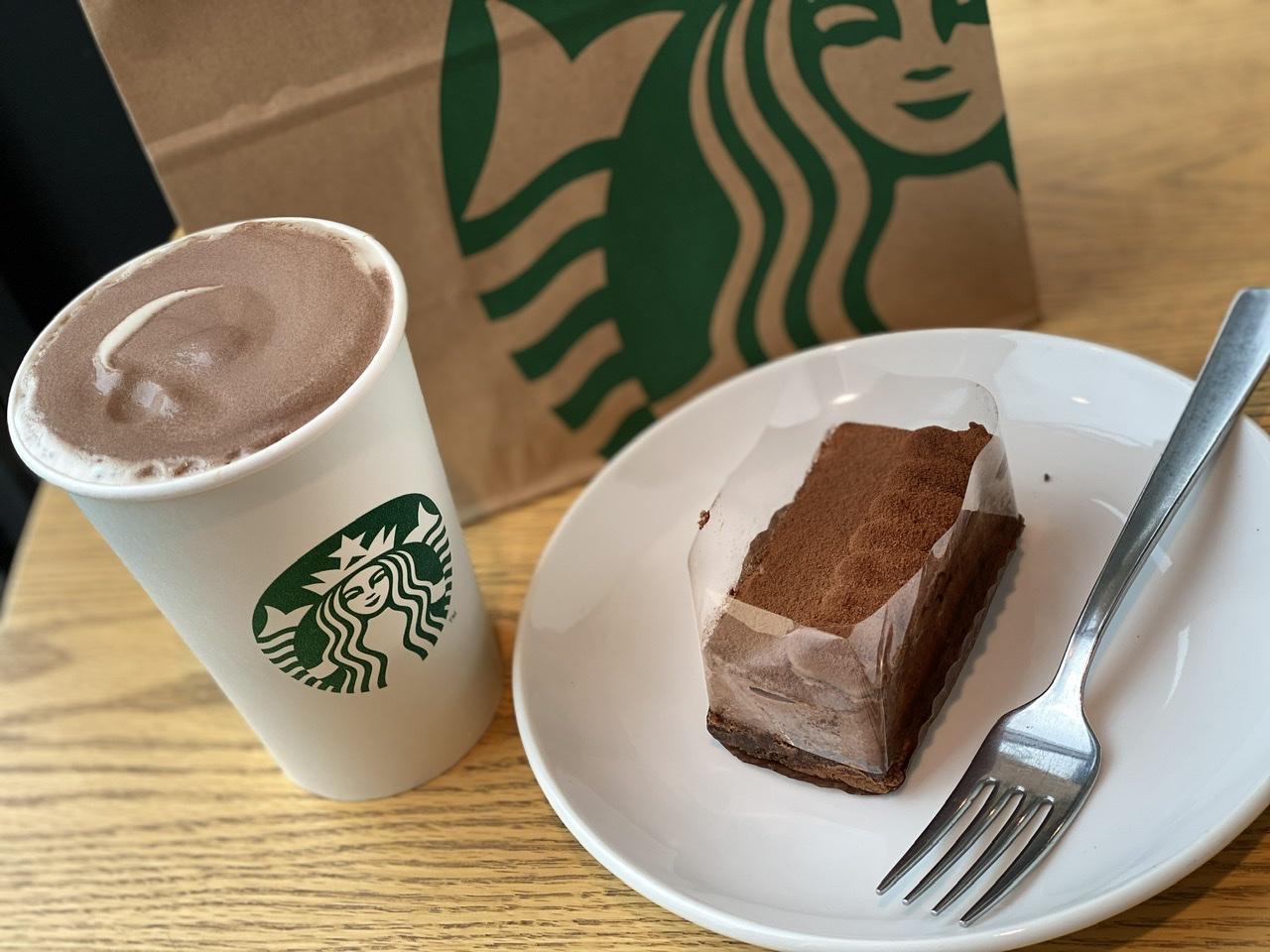 【スタバ】絶対食べたい!新作バレンタインケーキ《デザート ザ ショコラ》が超絶美味♡_6