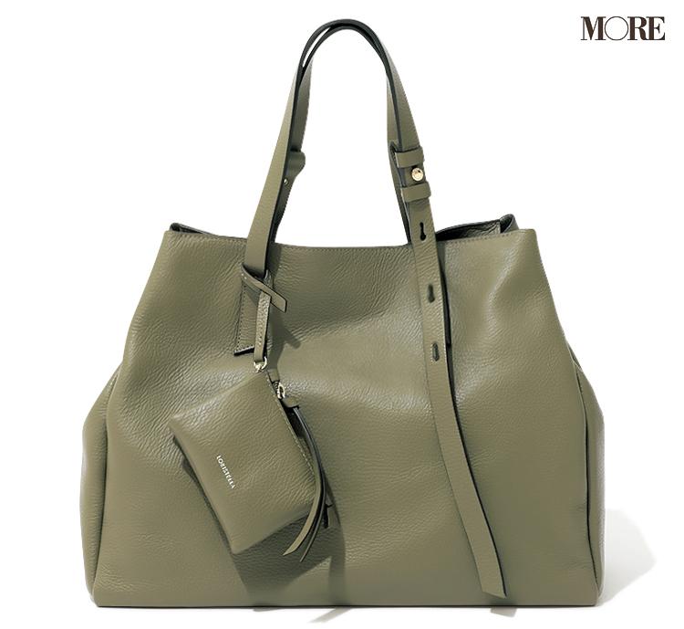 シップスで買えるお仕事バッグにおすすめな多機能バッグ