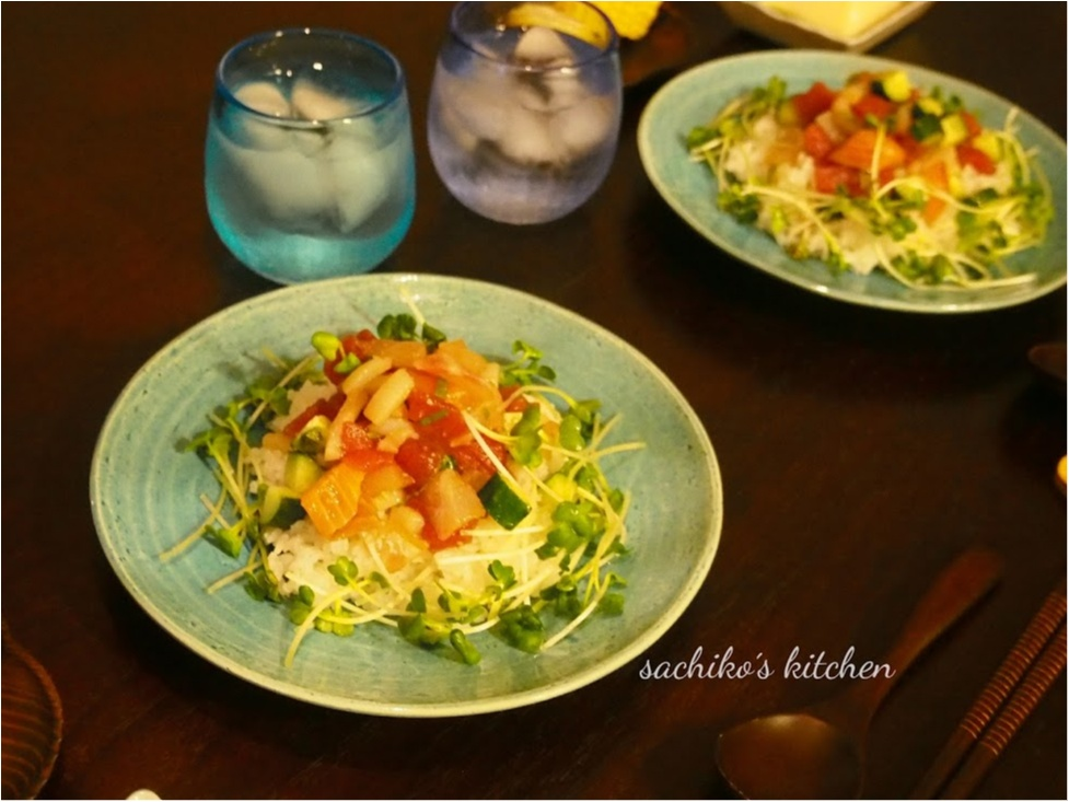 「夏に食べたい手料理とは?」簡単・時短料理~SACHIKO's KITCHEN~_3