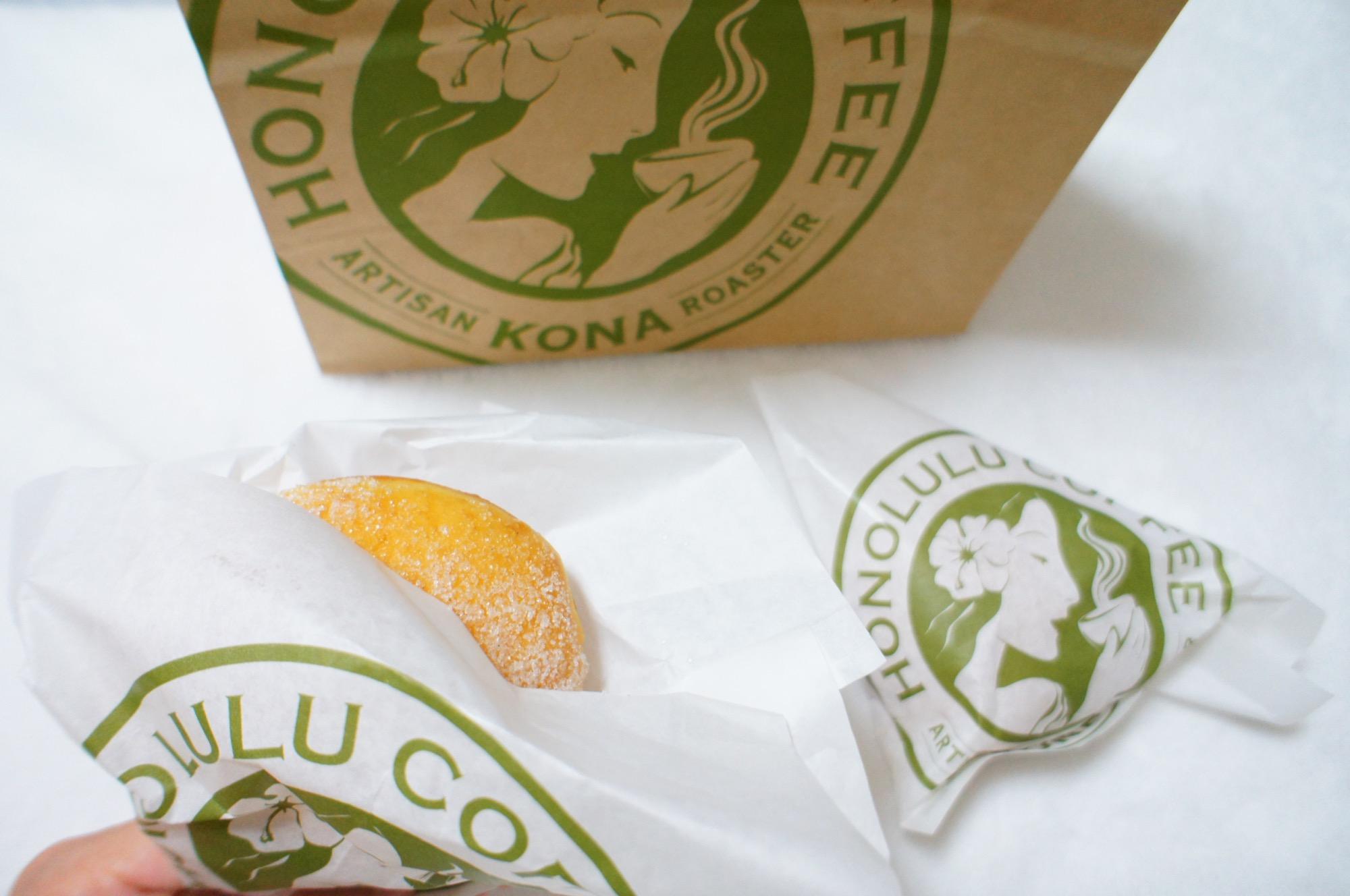 《ハワイ定番ローカルフード❤️》マラサダを食べたくなったら赤坂見附【HONOLULU COFFEE】へ☻!_2