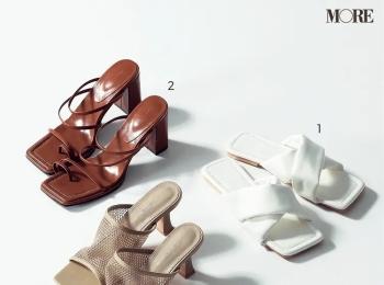 2021春夏レディース靴おすすめ特集 - 人気ブランドの最新パンプス・ミュール・サンダルまとめ PhotoGallery