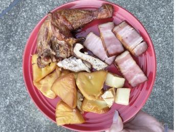 【自宅で始める燻製料理】持ち寄りパーティーやワンランク上のBBQにぴったり♡