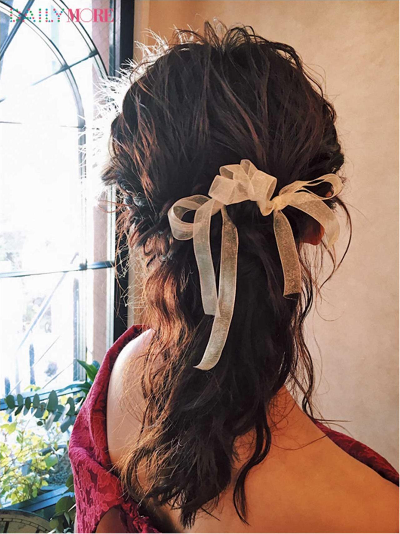 結婚式特集《髪型編》- 簡単にできるお招ばれヘアアレンジや、おすすめヘアアクセサリー_28