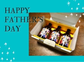 【父の日プレゼント♫】自分の写真でオリジナルラベルのビールが作れる!!