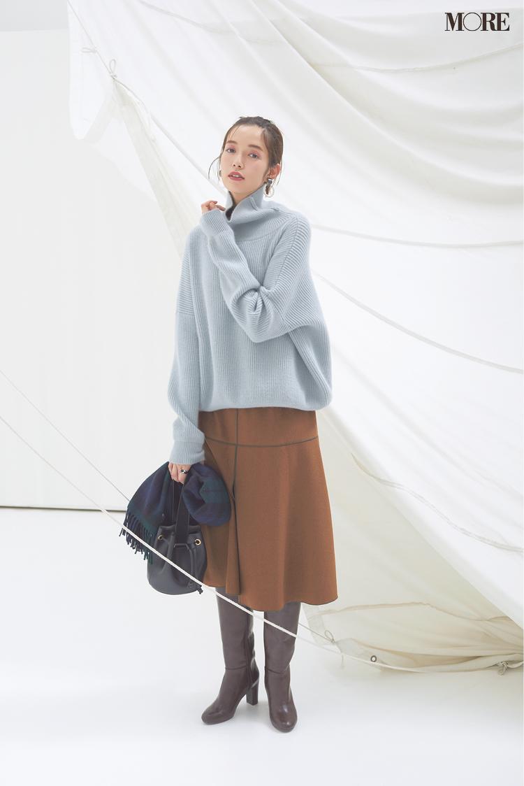 【2020年版】冬ファッションのトレンド特集 - 20代女性の冬コーデにおすすめのニットベストなど最旬アイテム・カラー・柄まとめ_38