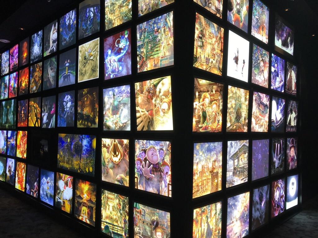 【にしのあきひろ 光る絵本展 in 東京タワー】色と光の美しさ、全世代を惹きつける魅力とは。_7