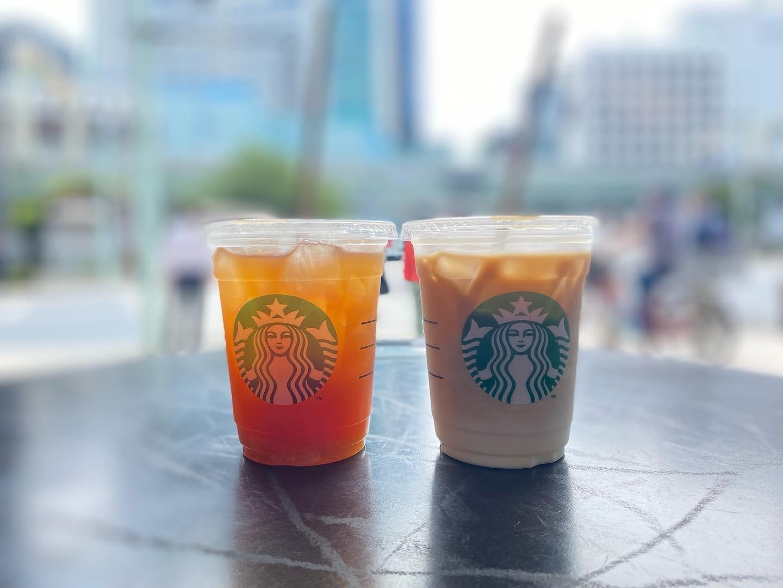【スタバ新作】ほうじ茶&クラシックティーラテを堪能!_5