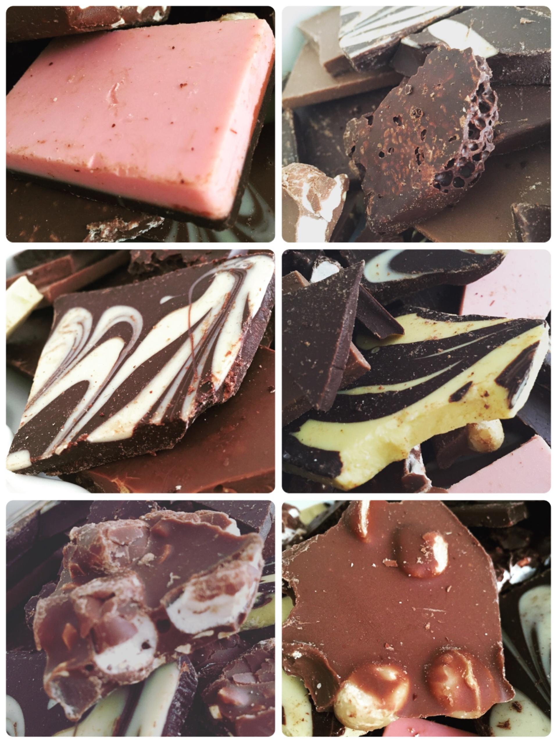 チョコ好きには堪らない♡とろける口どけ!クーベルチュールチョコを12種類も楽しめる♩訳あり割れチョコ 1kg≪samenyan≫_5