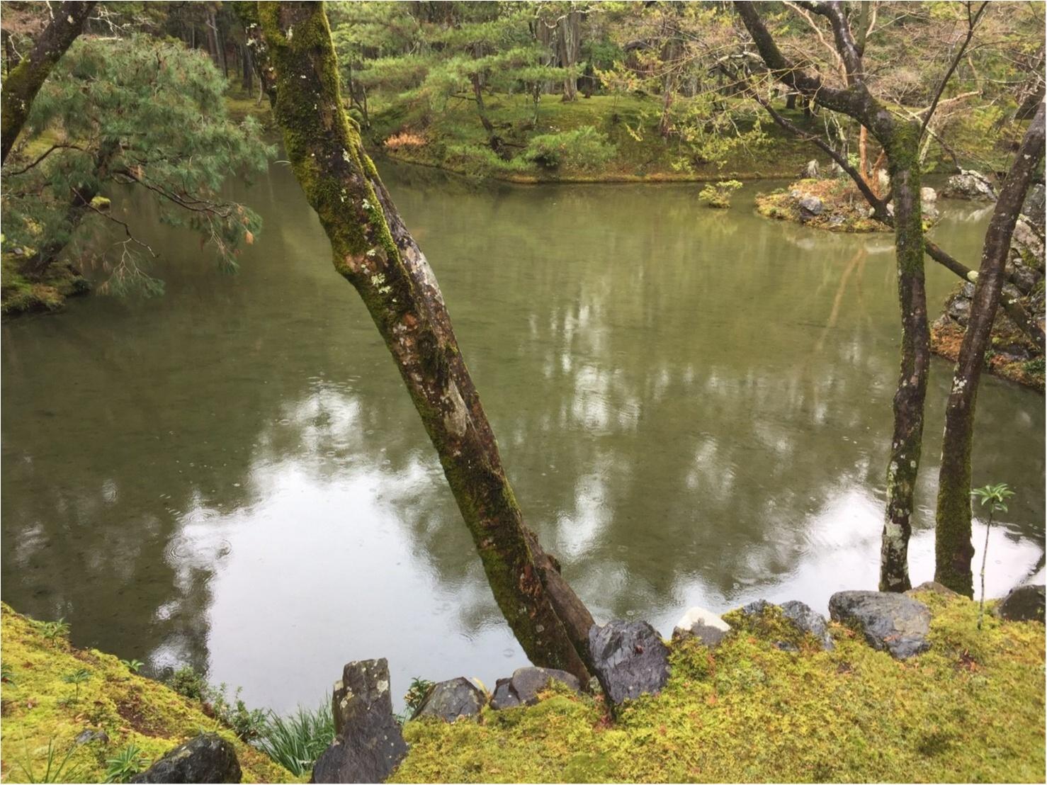 予約必須。京都の西芳寺へ行ってきました♡お願い事は…♡_5