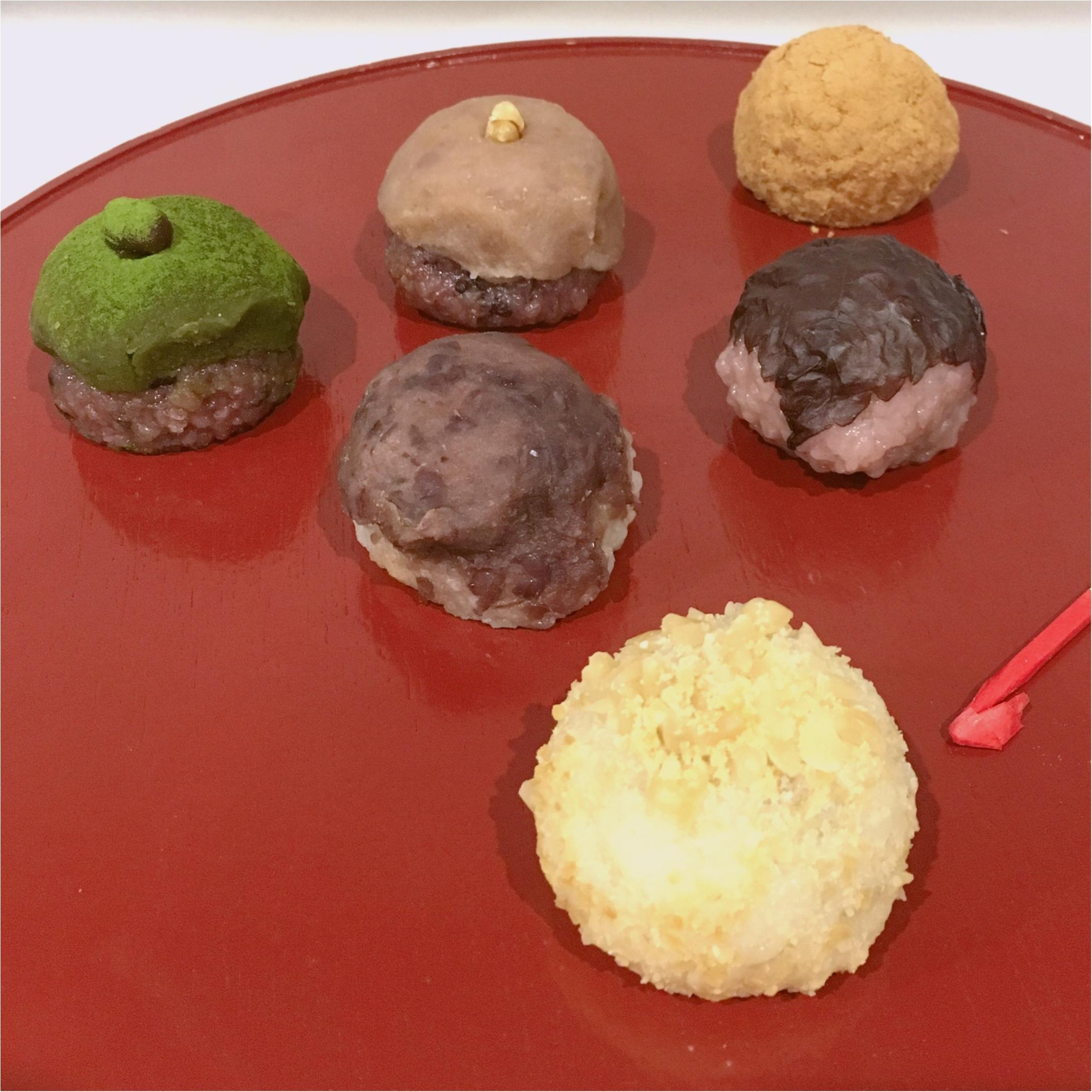 手土産にもぴったり♪人気和菓子店 《 森のおはぎ 》のオシャレなおはぎ♡_5