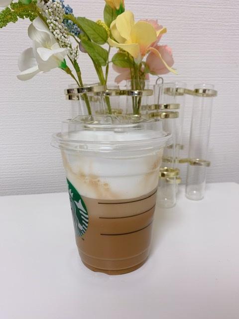 ◆4月8日までの期間限定◆スタバ新作♡アイス ムース カラメル ラテでおうちカフェ_2