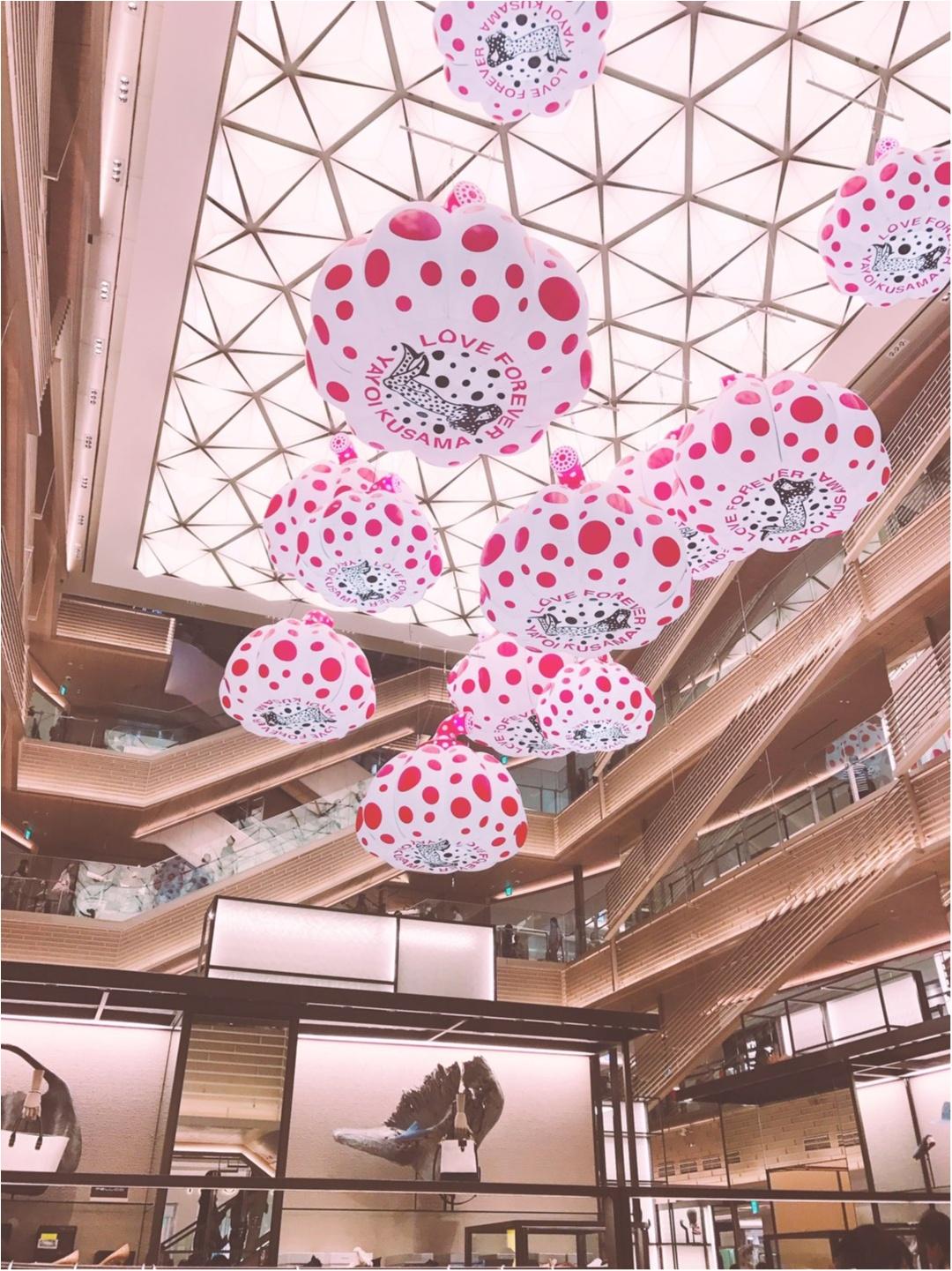 フォトジェニック♡♡Dior cafeに行って来ました♡_1