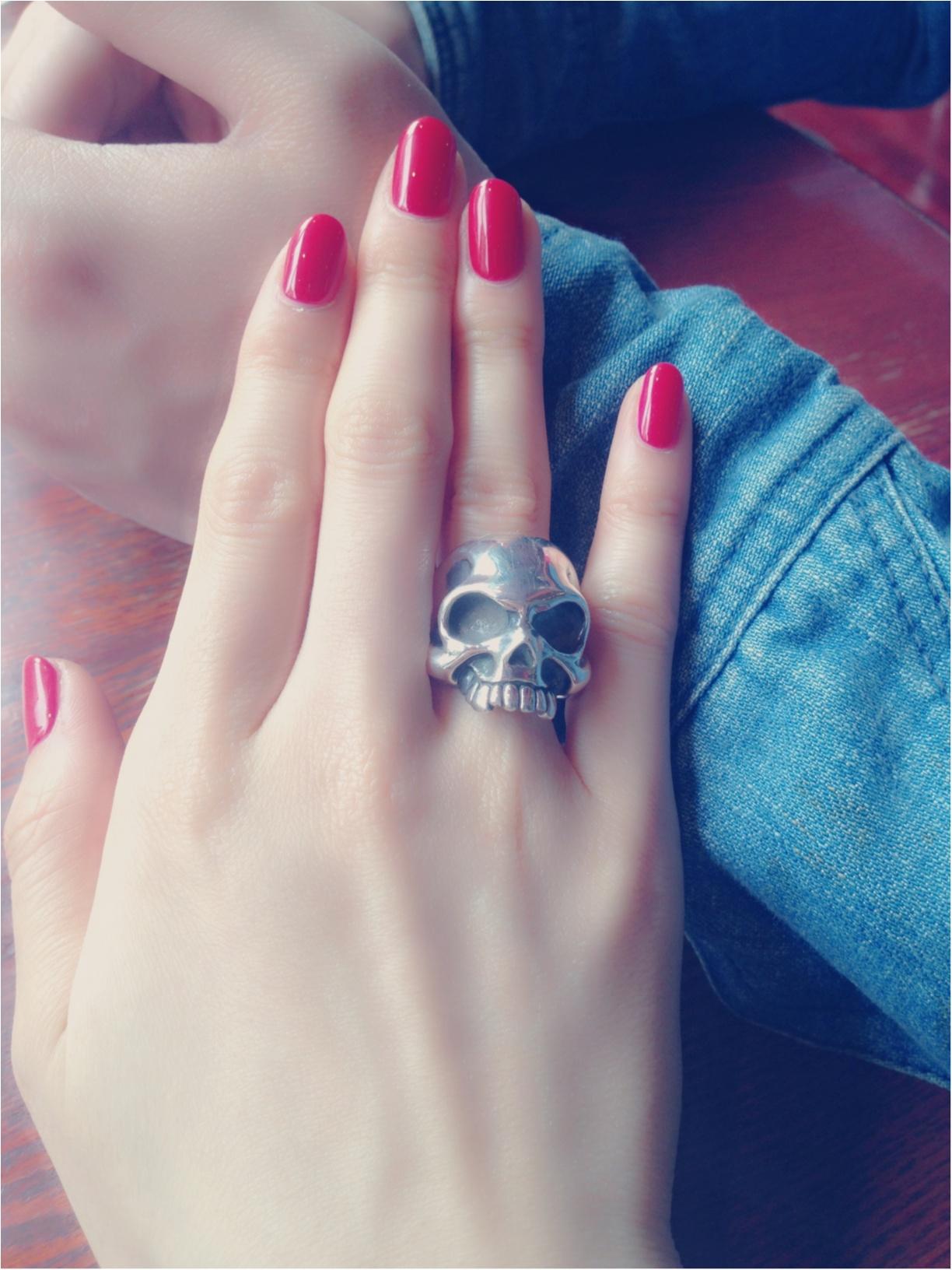 summer nail♡_3