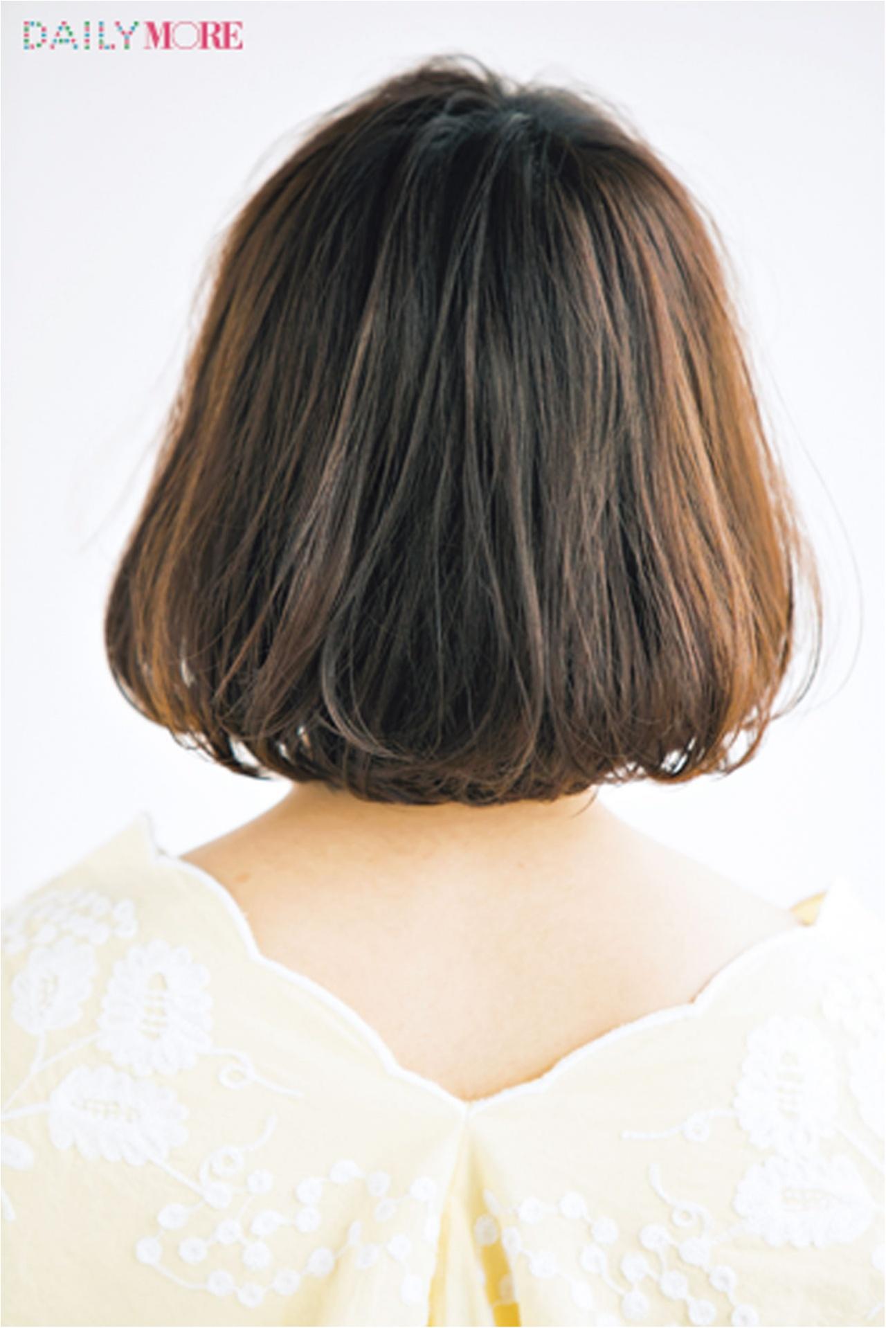 しゃれ甘スタイルでモテGET♡ おしゃれ度が上がる「とろみボブ」の作り方【今一番おしゃれな髪型は〝ボブ〟!!】_8