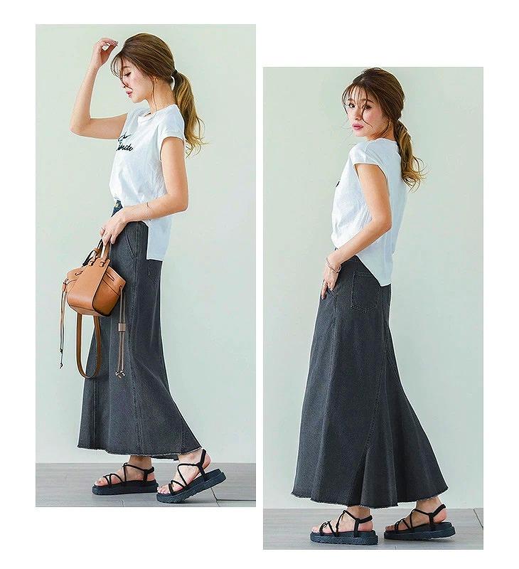 『La-gemme(ラジエム)』のバックフレアタイトスカートの画像