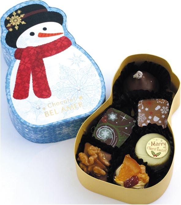 女子が絶対喜ぶチョコ『ショコラ ベル アメール』のクリスマスが、相変わらず可愛すぎる!!_7