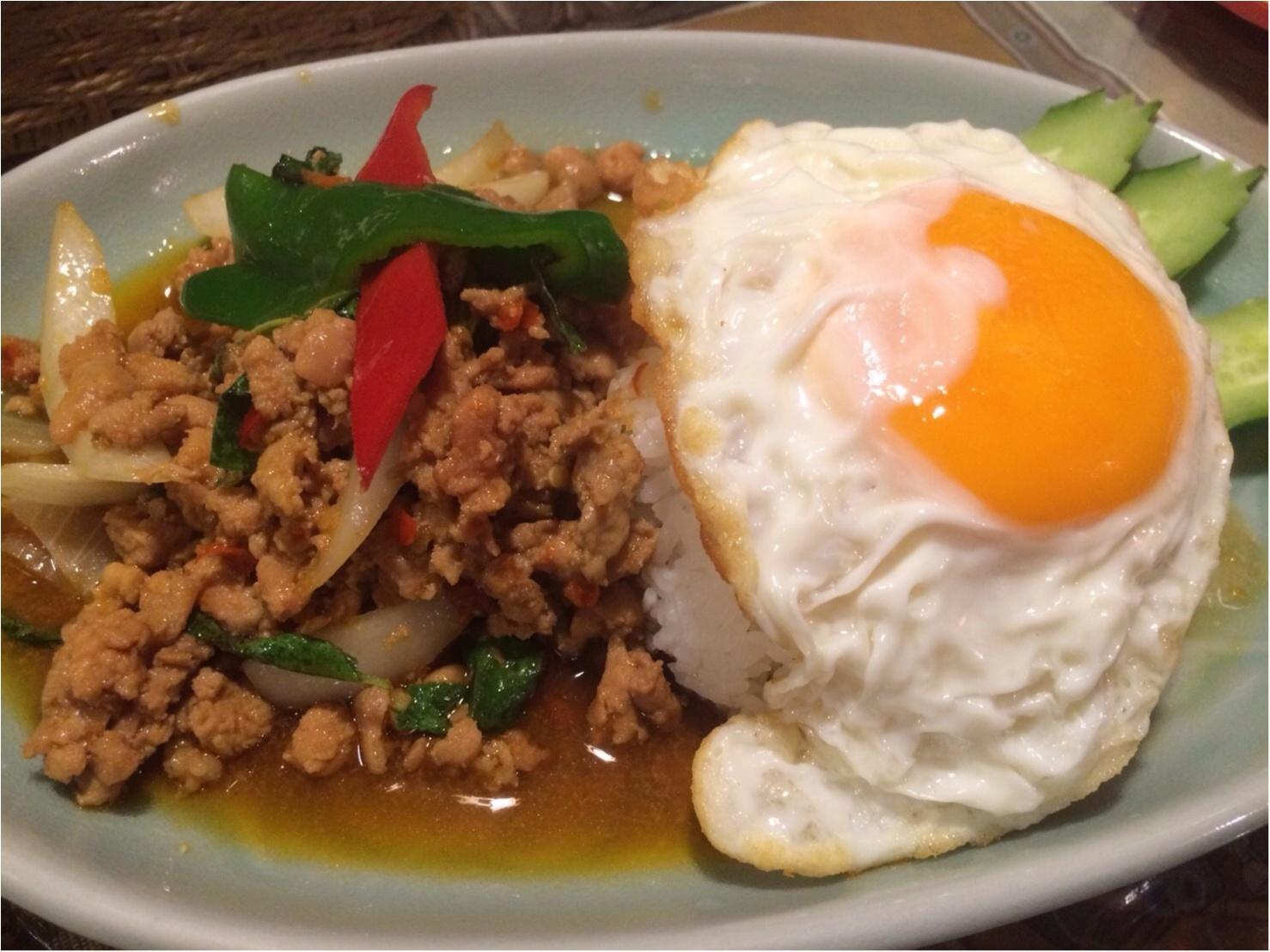 【自由が丘】タイ料理好きな方、必見\(//∇//)\ 本格的なタイ料理のお店★_11
