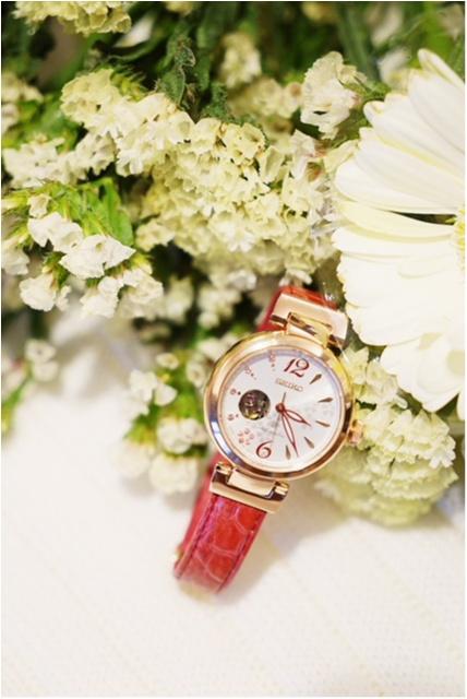 春爛漫!『セイコー ルキア』から桜をイメージした腕時計が新発売 ♪_2