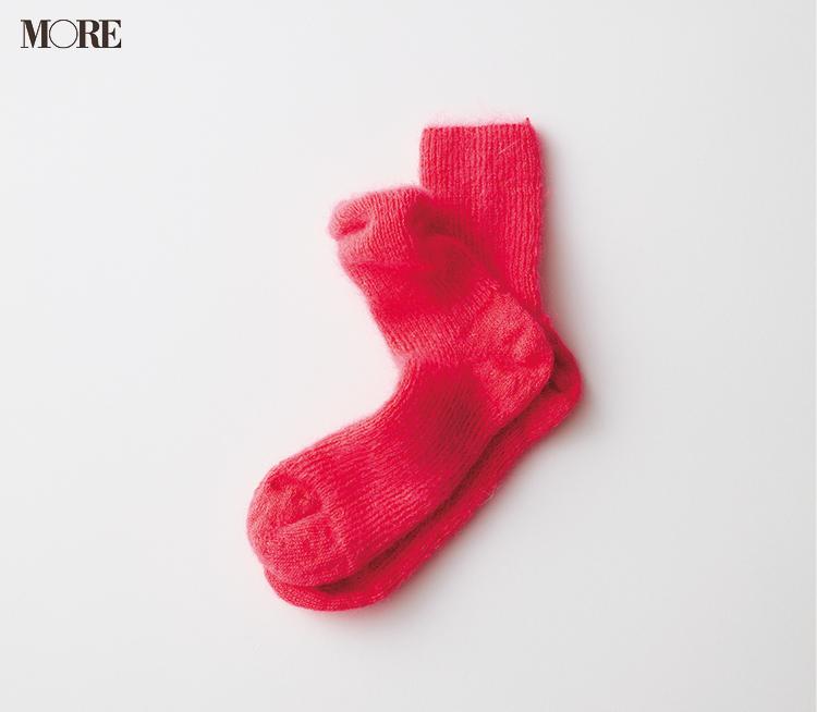 パジャマや下着、靴下etc.おうち時間にキュートなピンクを。MOREスタッフの推しアイテムカタログ♡_6
