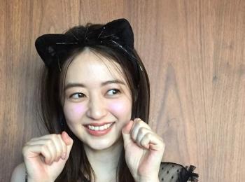 #逢沢りな 可愛すぎる猫耳りな♡【MORE SMILEUP CHALLENGE 13】