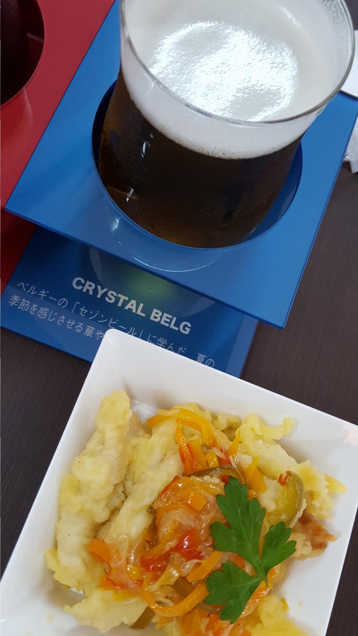 大阪・ホワイトベルグフェスでお料理&飲み比べ 堪能☆_2