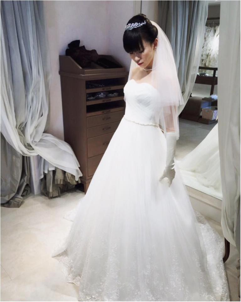 人生初のウエディングドレス/人生初の俺のフレンチ table taku_3