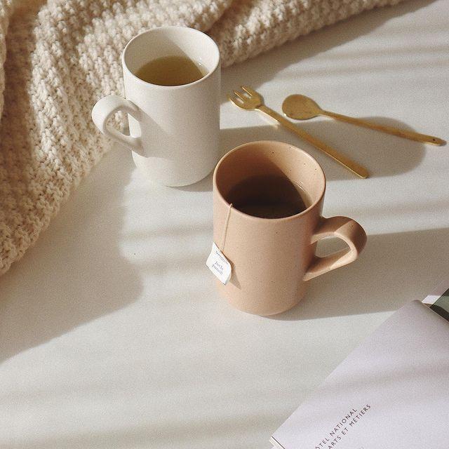 おうちカフェにおすすめな可愛いマグカップとカトラリー