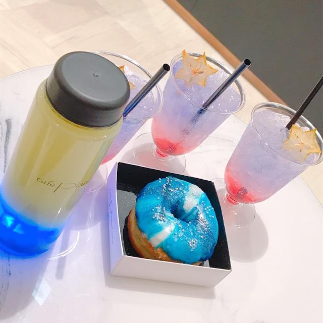 【話題のプラネタリウムカフェ】cafe Planetaria(有楽町)で宙を味わおう!_2