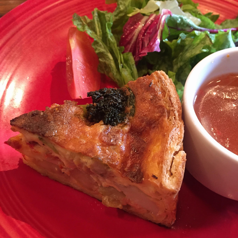 グラニースミスのランチは、ご飯もののアップルパイ!♡_2