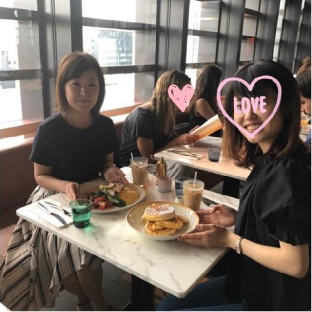 【世界一の朝食】で有名な、bills銀座店へ♡♡_12