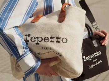 『レペット』の日本限定トートバッグ発売。仕事からオフの日まで使える!