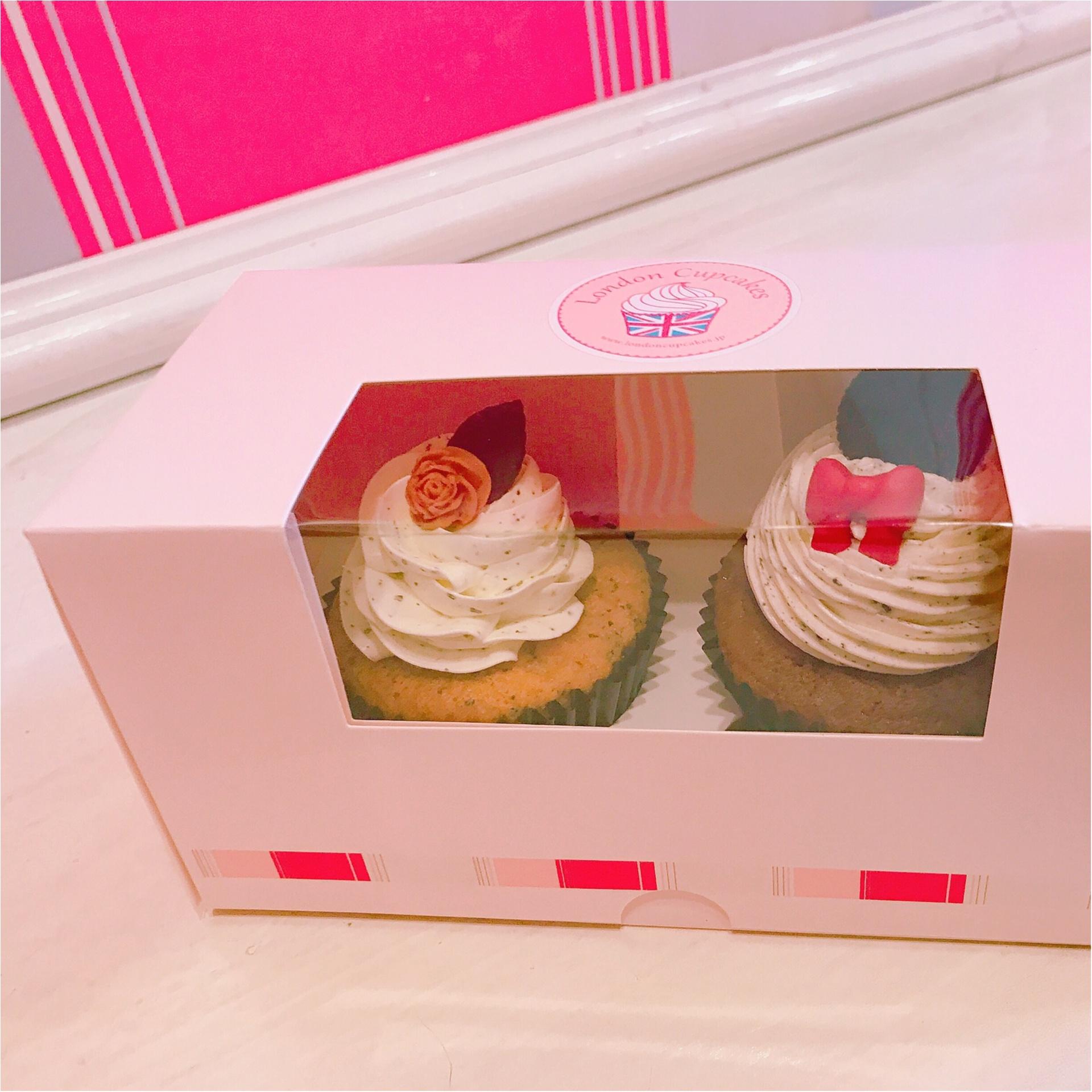 ★これからの時期には欠かせない⁈手土産にオススメ♡『London Cupcakes』のカップケーキ★_5