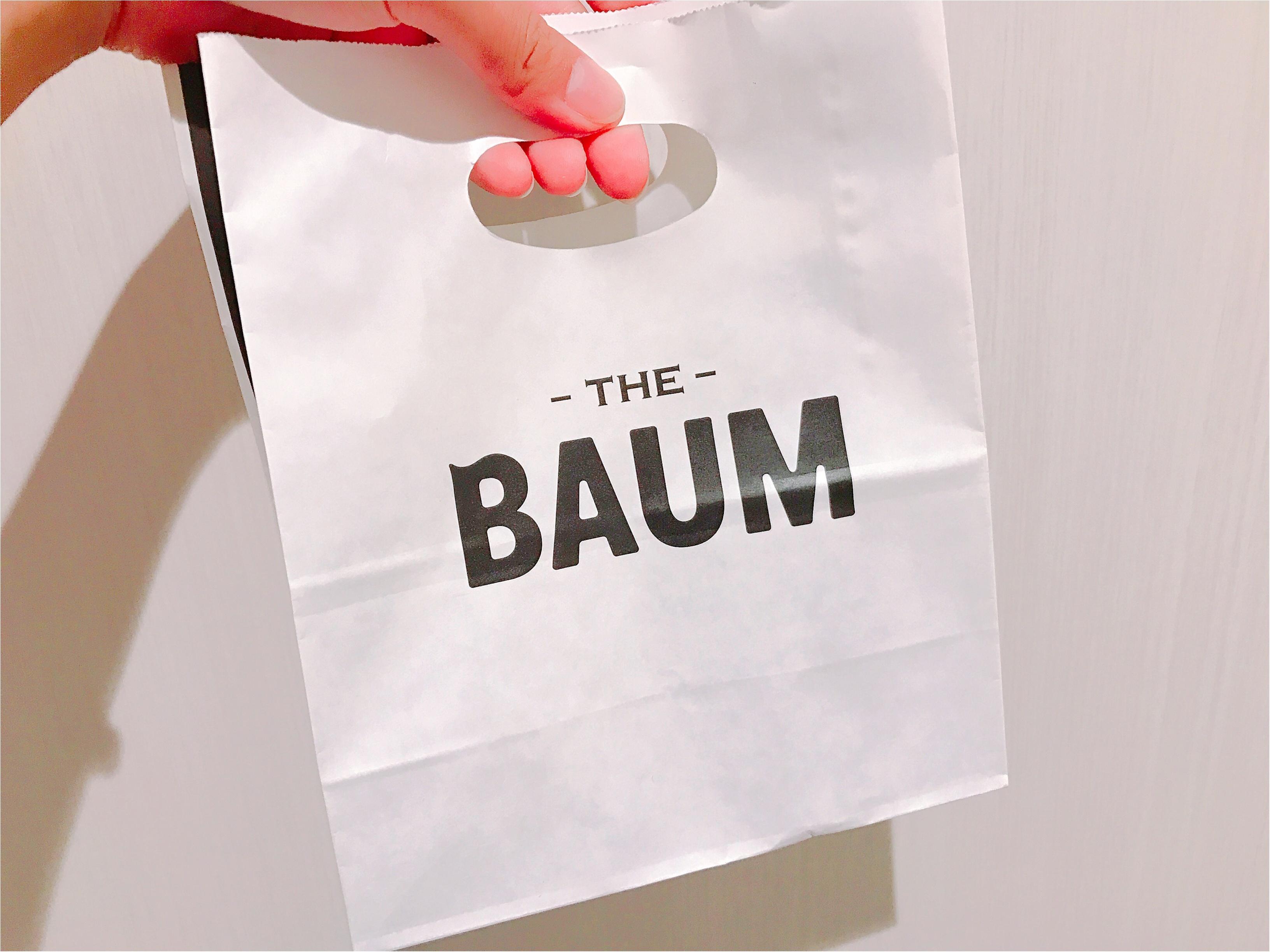 楽しみ方は3通り♪新感覚ハイブリッドスイーツ【THE BAUM】の《チーズ イン ザ バウム》が美味い♡_4