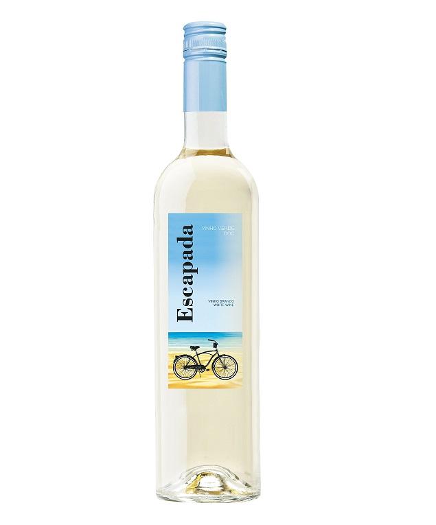 カルディおすすめ白ワイン(微発砲)「エスカパーダ ヴィーニョ・ヴェルデ」