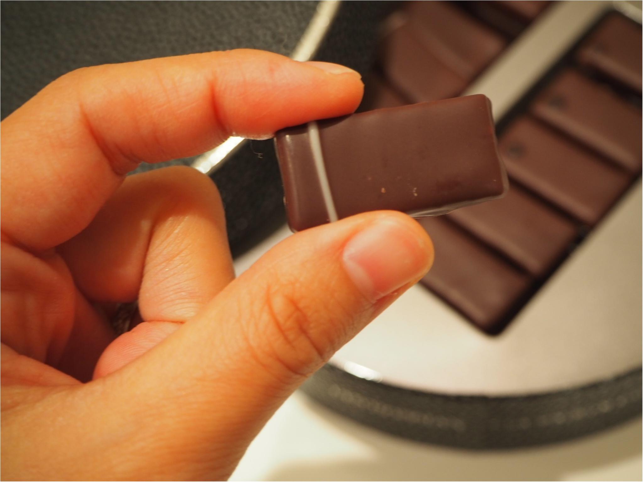 """【キャビアにウォッカ?】寒い冬に""""季節限定""""「ラ・メゾン・デュ・ショコラ」の上質なチョコレートを堪能!_5"""