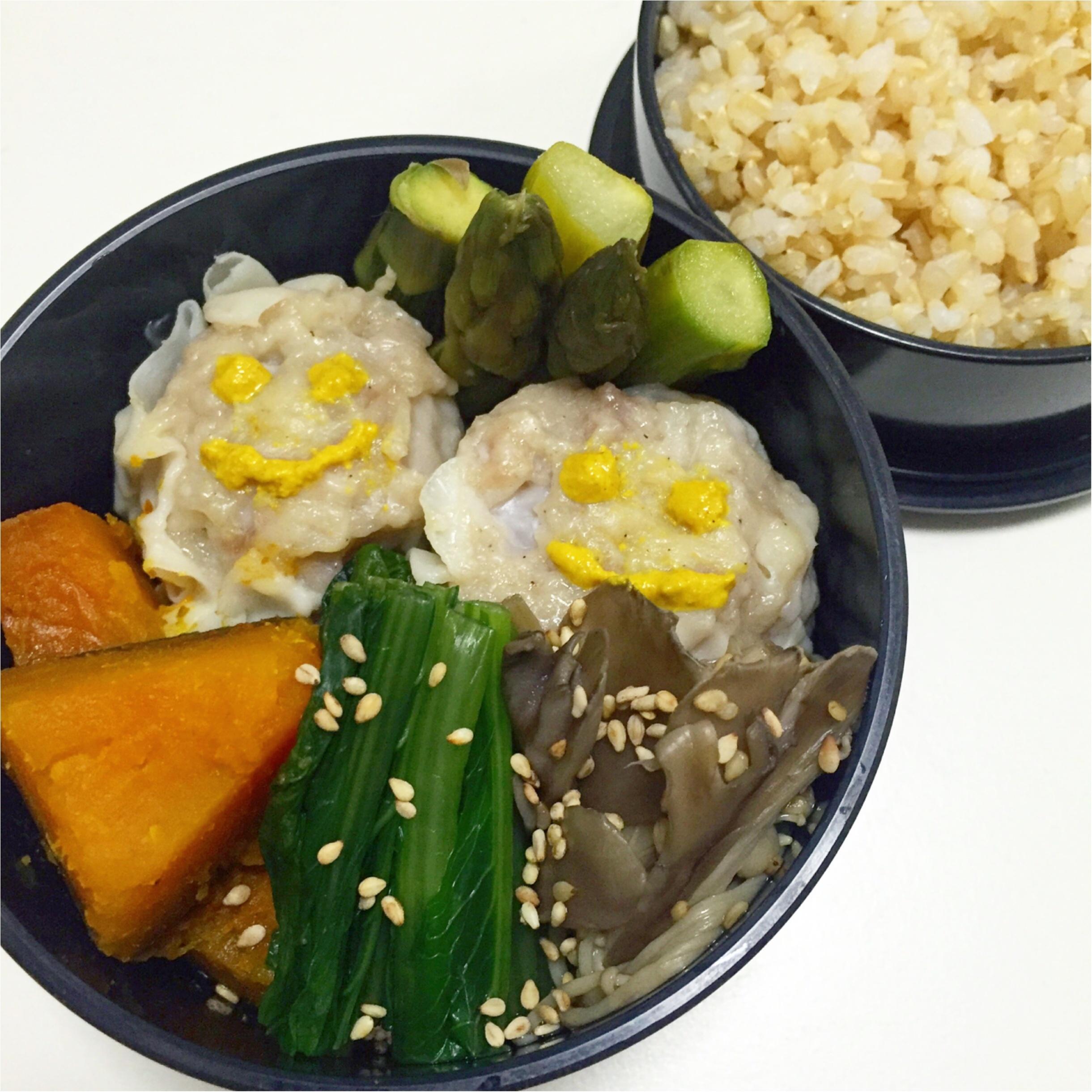 【彩りよくお弁当を作るコツ】つくりおきと1週間のお弁当_5